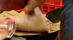 meatman - stock footage