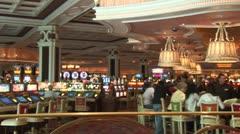 WorldClips-Wynn Casino-ws Stock Footage