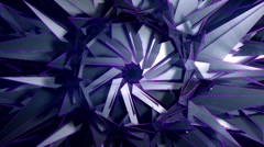 Triangle - New - Dark Series - Element - 3 Stock Footage