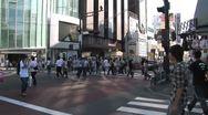 Takeshita Dori - Harajuku Tokyo 2 Stock Footage