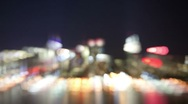 Stock Video Footage of NYC skyline wild timelapse