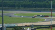 Stock Video Footage of Eurospeedway (with sound) 20110903 110810