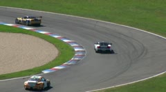 Stock Video Footage of Eurospeedway (with sound) 20110903 110929c