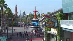 WorldClips-CityWalk-xws-zoom - stock footage