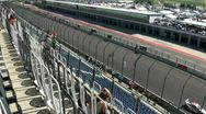 Stock Video Footage of Eurospeedway (with sound) 20110903 114455