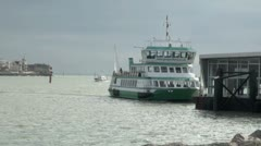 Gosport Ferry Stock Footage