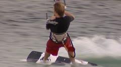 Kitesurfing Stock Footage