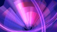 3D Abstract Pink Flamingo Loop Stock Footage
