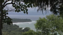 scenic Costa Rica - stock footage