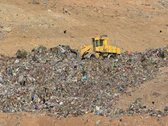 Recycling Center Stock Footage