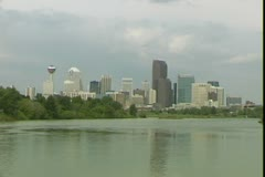 WorldClips-Calgary-ws Stock Footage