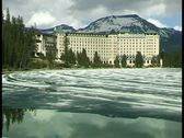 Stock Video Footage of WorldClips-Chateau Lake Louise-2