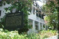 WorldClips-Audubon House Stock Footage