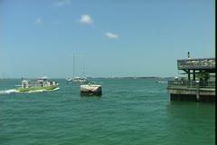 WorldClips-Key West Pier Stock Footage