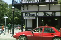 WorldClips-The Bull Pub Stock Footage