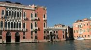 WorldClips-Grand Canal Villas-POV Stock Footage