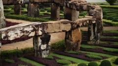Nong Nooch Tropical Garden Stock Footage