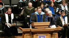 Graduation 8 Stock Footage
