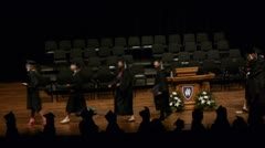Graduation Stock Footage