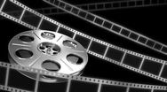 Cinema Background Stock Footage