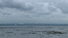 Muddy Firth of Forth Stock Footage