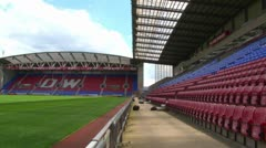DW Stadium Stock Footage