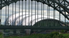 The Sage Gateshead Stock Footage