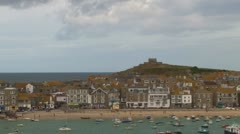 St Ives, Cornwall Stock Footage