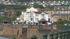 Penzance Seafront Stock Footage