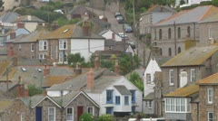 Mousehole Stock Footage