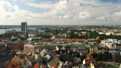 Riga Stock Footage