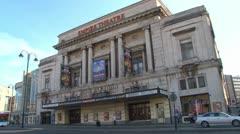 Empire Theatre Stock Footage