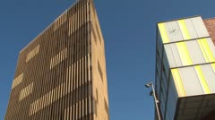 Liverpool City Centre Stock Footage