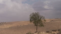 Monument to the Negev Brigade 2 Stock Footage