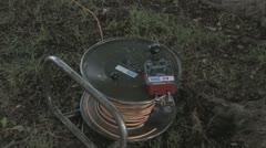 Detonator Stock Footage