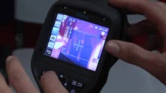 FLIR E-Series bx Stock Footage