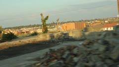 Aftermath of Joplin, Missouri Tornado 1 Stock Footage