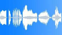 Stock Sound Effects of Attic wooden door creaking