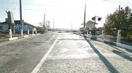 Railroad Crossing Stock Footage