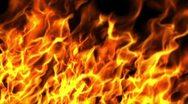 Stock Video Footage of Flame 8 - LOOP - HD1080