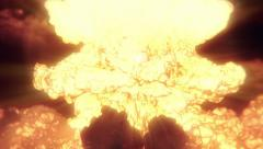 Stock Video Footage of nuke nuclear explosion