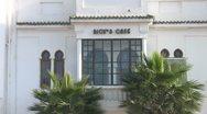 Ricks Cafe in Casablanca Stock Footage