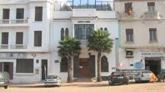 Stock Video Footage of Ricks Cafe in Casablanca