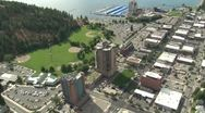 Stock Video Footage of Coeur d' Alene Resort