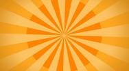 Stock Video Footage of Retro background / orange / hd loop