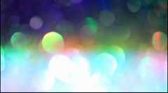 Flashing Party Lights Loop 7686 Stock Footage