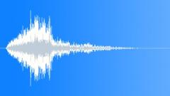 Big whizz whoosh - sound effect