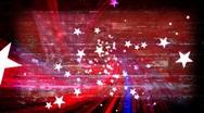 USA Stars Background - US Stars 01 (HD) Stock Footage