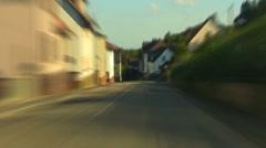 Drivelapse 01 Stock Footage