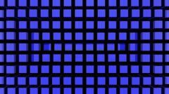 Loop Grid 003b - stock footage